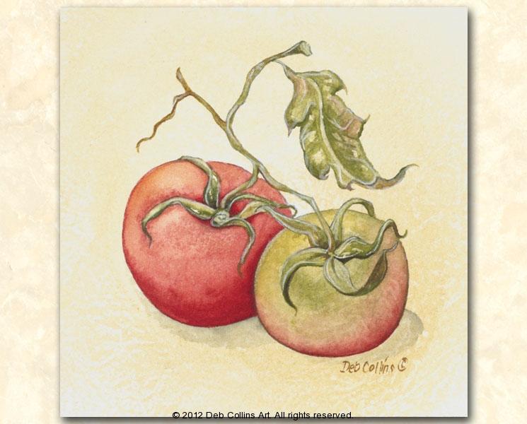 Tomato Pair