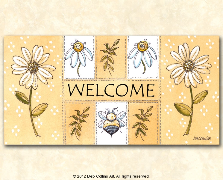 Welcome / Daisy