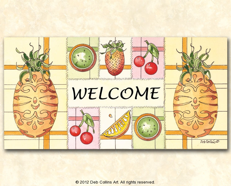 Welcome / Fruit