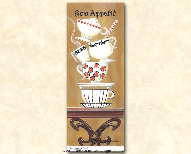 Bon Appetit Stack